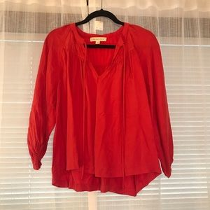 Lovestitch red blouse